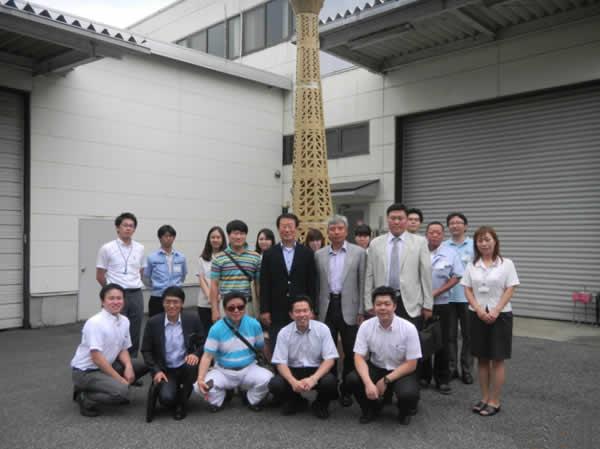 KANEPACKAGE-Cooperated for the internship program of Hanyang